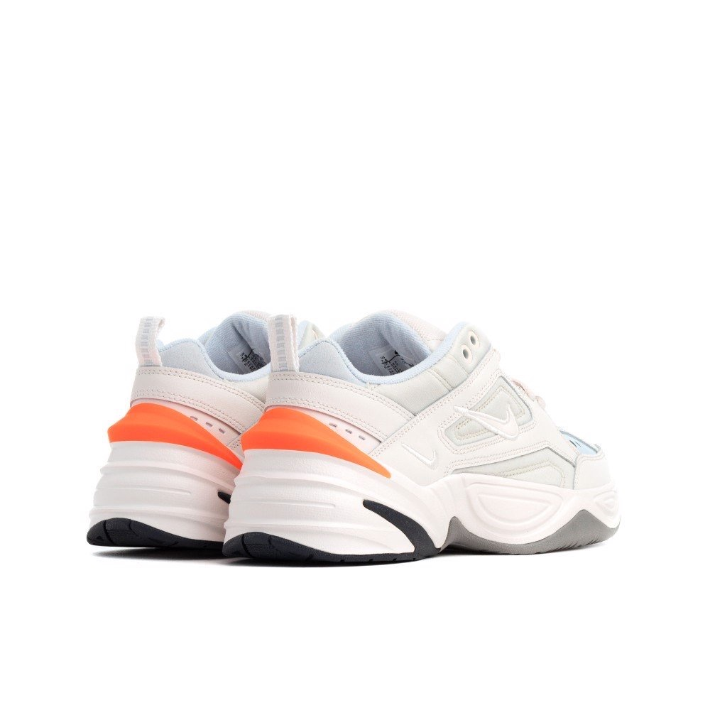 [AO3108-001] W NIKE M2K TEKNO GREY ORANGE