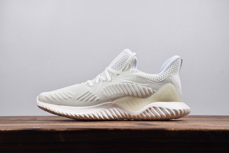 [AC8274] M ADIDAS ALPHABOUNCE BEYOND ALL WHITE