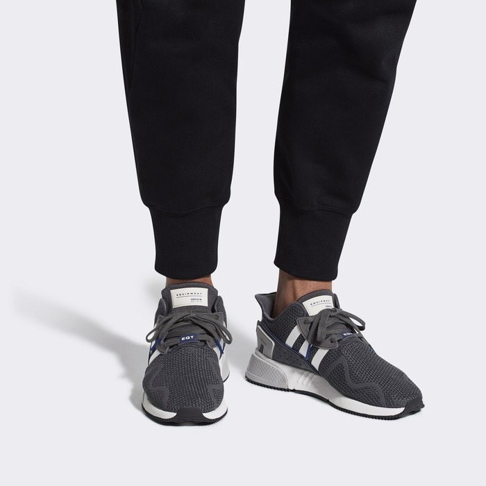 [DA9533] M ADIDAS EQT CUSHION BLUE PACK DARK GREY