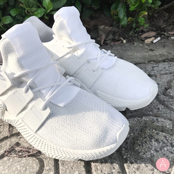 [D96570] K ADIDAS PROPHERE ALL WHITE