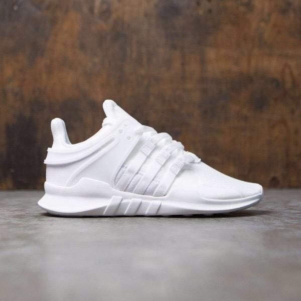 [BY2917] W ADIDAS EQT ADV SUPPORT ALL WHITE
