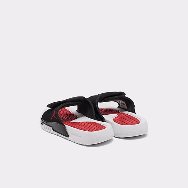 [AJ0022-006] K AIR JORDAN HYDRO 11 RETRO BLACK GREY RED
