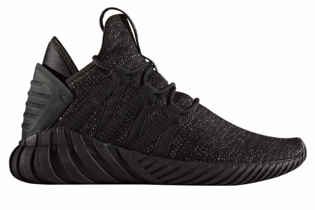 [BZ0629] W ADIDAS TUBULAR DAWN BLACK