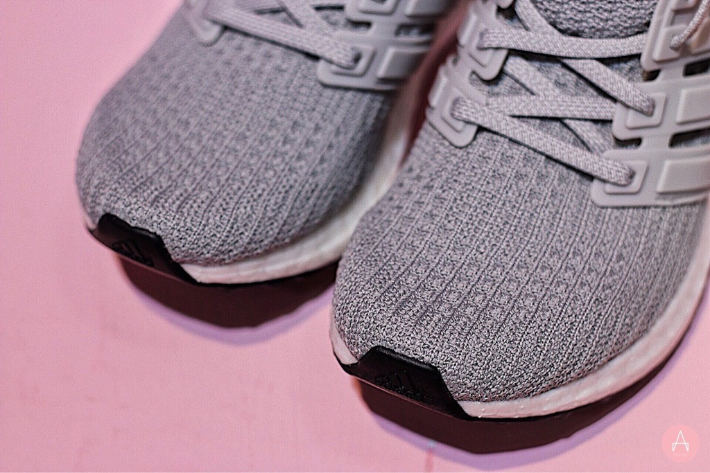 [BB6167] M ADIDAS ULTRABOOST 4.0 GREY WHITE