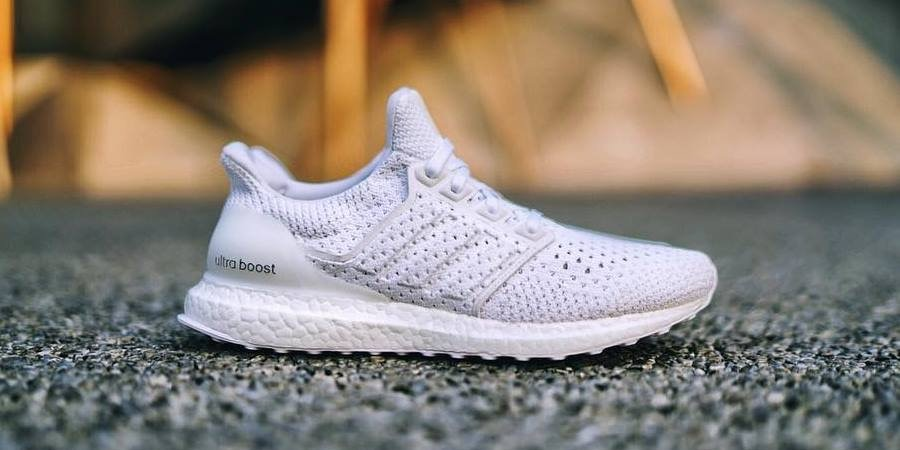 [CP8773] K ADIDAS ULTRABOOST CLIMA '' ALL WHITE ''