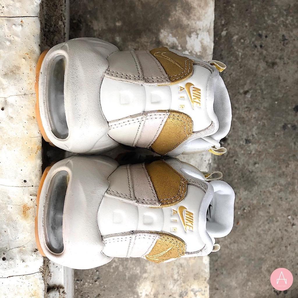 [AV8428-001] W NIKE AIR MAX 95 DESERT SAND WHITE GOLD