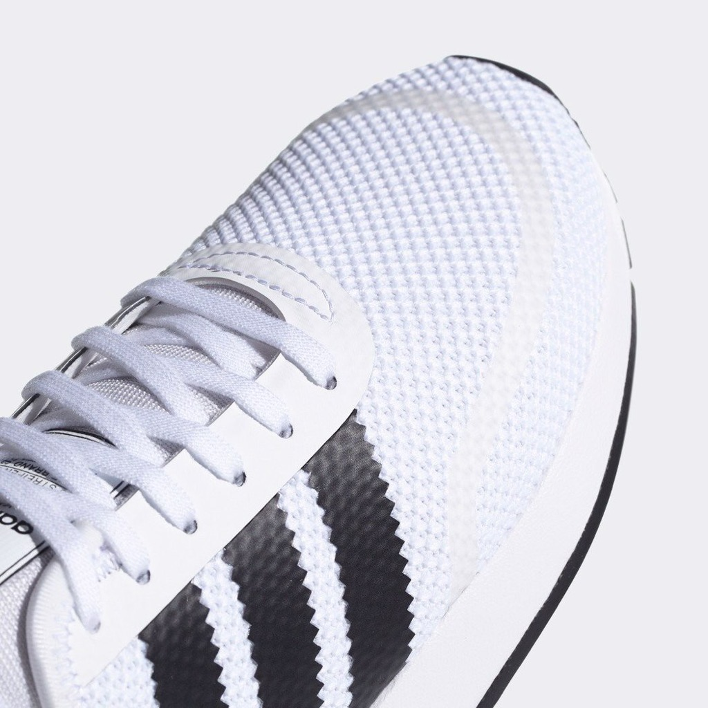 [B37070] K ADIDAS ORIGINAL N-5923 WHITE BLACK