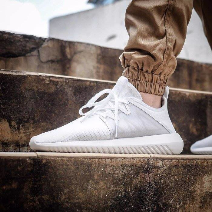[BY9743] W ADIDAS TUBULAR VIRAL 2.0 ALL WHITE