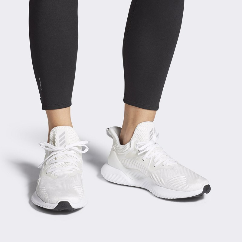 [AC8634] W ADIDAS ALPHABOUNCE BEYOND ALL WHITE