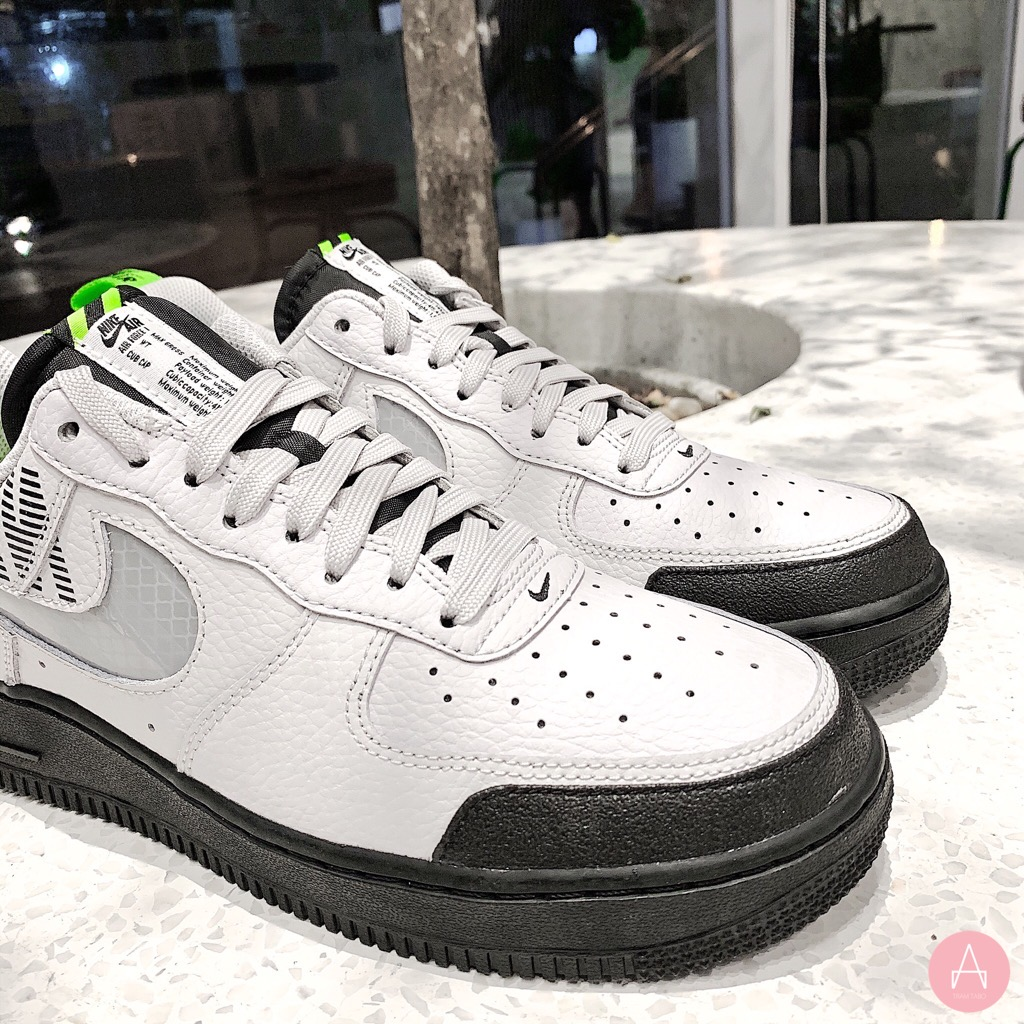 [BQ4421-001] M NIKE AIR FORCE 1 LOW UNDER CONSTRUCTION GREY