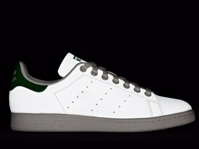 [BB5153] W ADIDAS STAN SMITH REFLECTIVE GREEN LIMIT EDITION