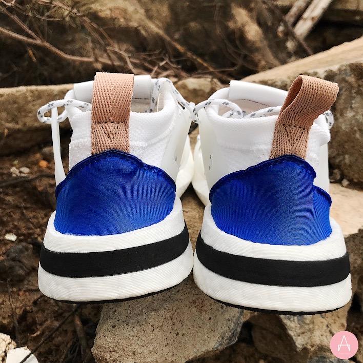 [CQ2748] W ADIDAS ARKYN BOOST WHITE BLUE