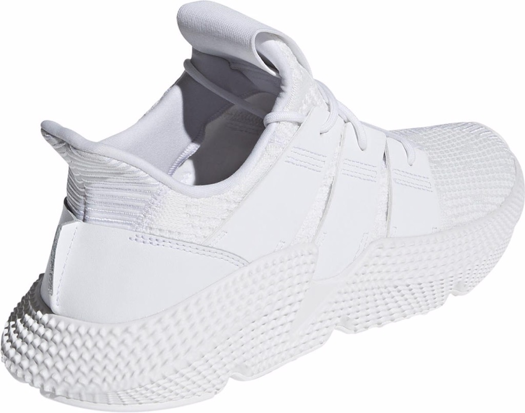 [DB2705] M ADIDAS PROPHERE ALL WHITE