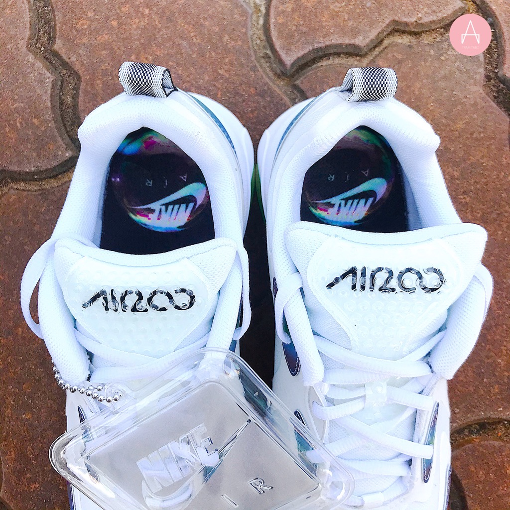[CT9632-100] K NIKE AIR MAX 200 20 BUBBLE PACK WHITE