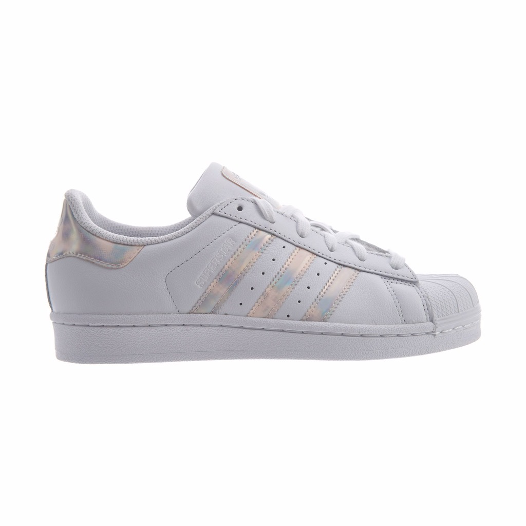 [DB2963] K ADIDAS SUPERSTAR WHITE PINK GREY