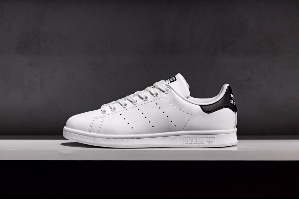 [AQ0438] M ADIDAS STAN SMITH BLACK