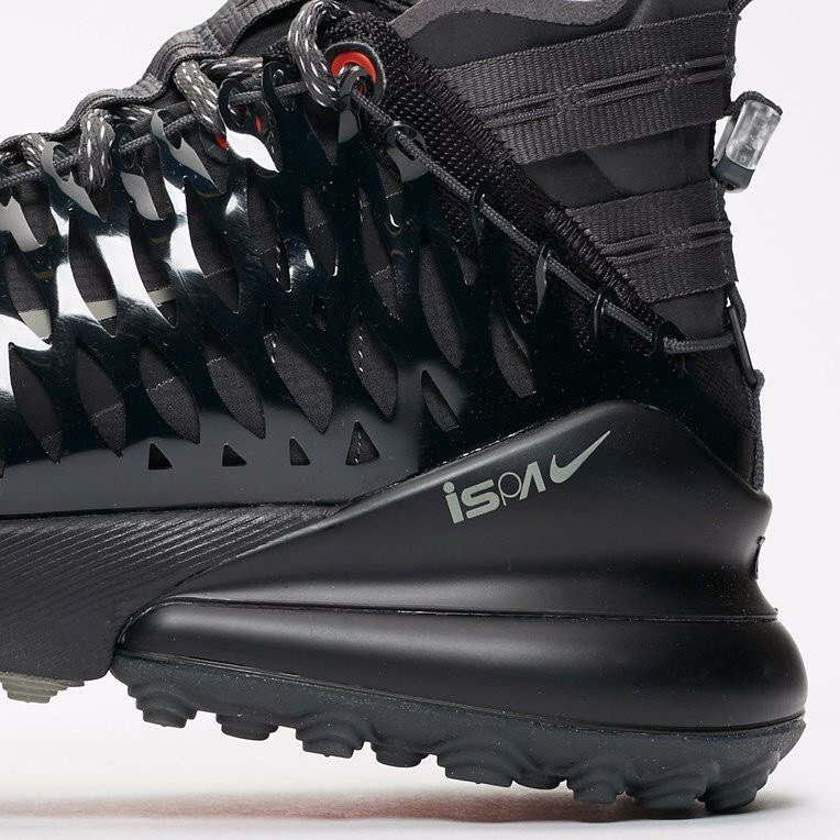 [BQ1918-002] M NIKE AIR MAX 270 ISPA BLACK ANTHRACITE