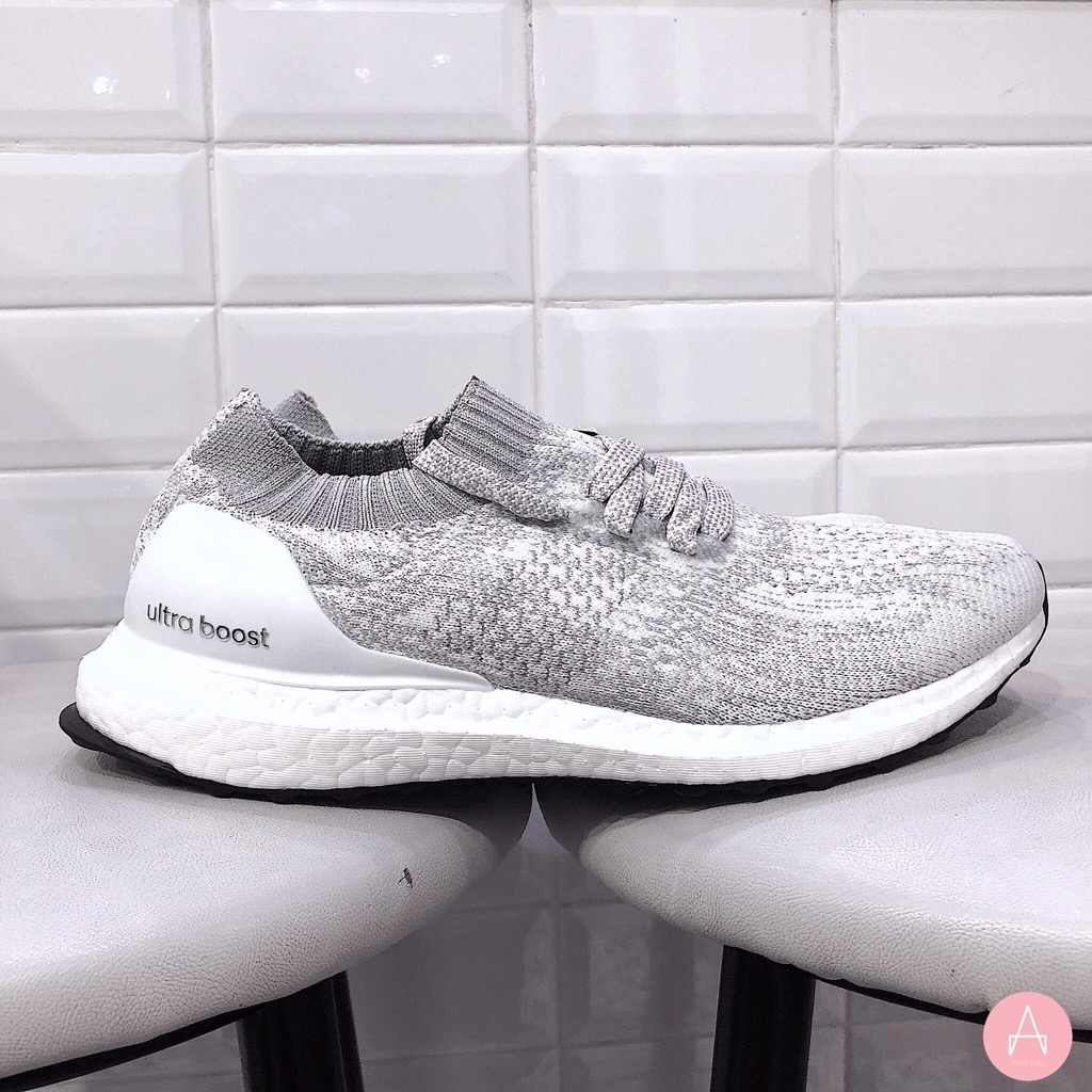 [DB1132] W ADIDAS ULTRABOOST UNCAGED WHITE GREY