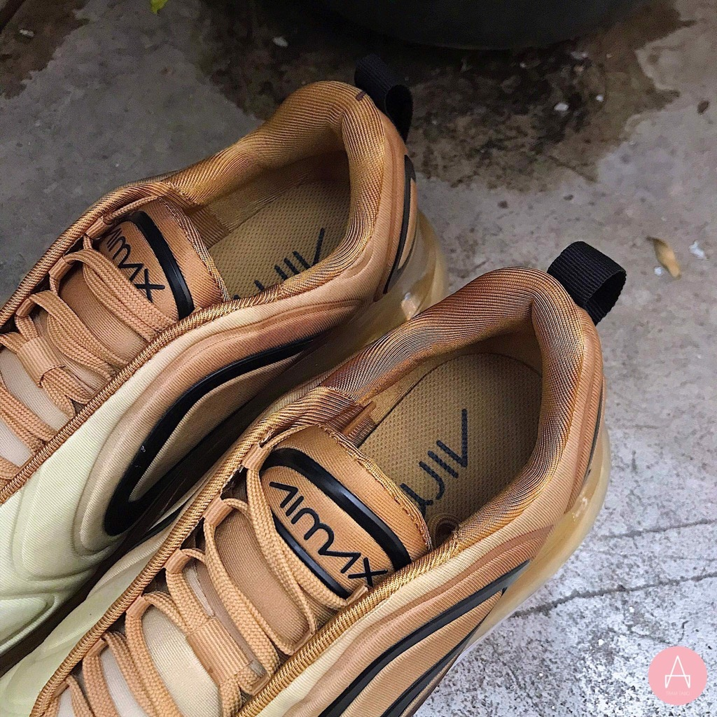 [AO2924-700] M NIKE AIR MAX 720 DESERT GOLD