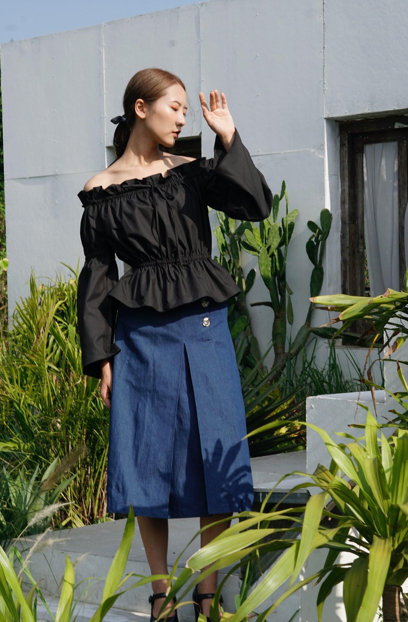 Mimi top - Black