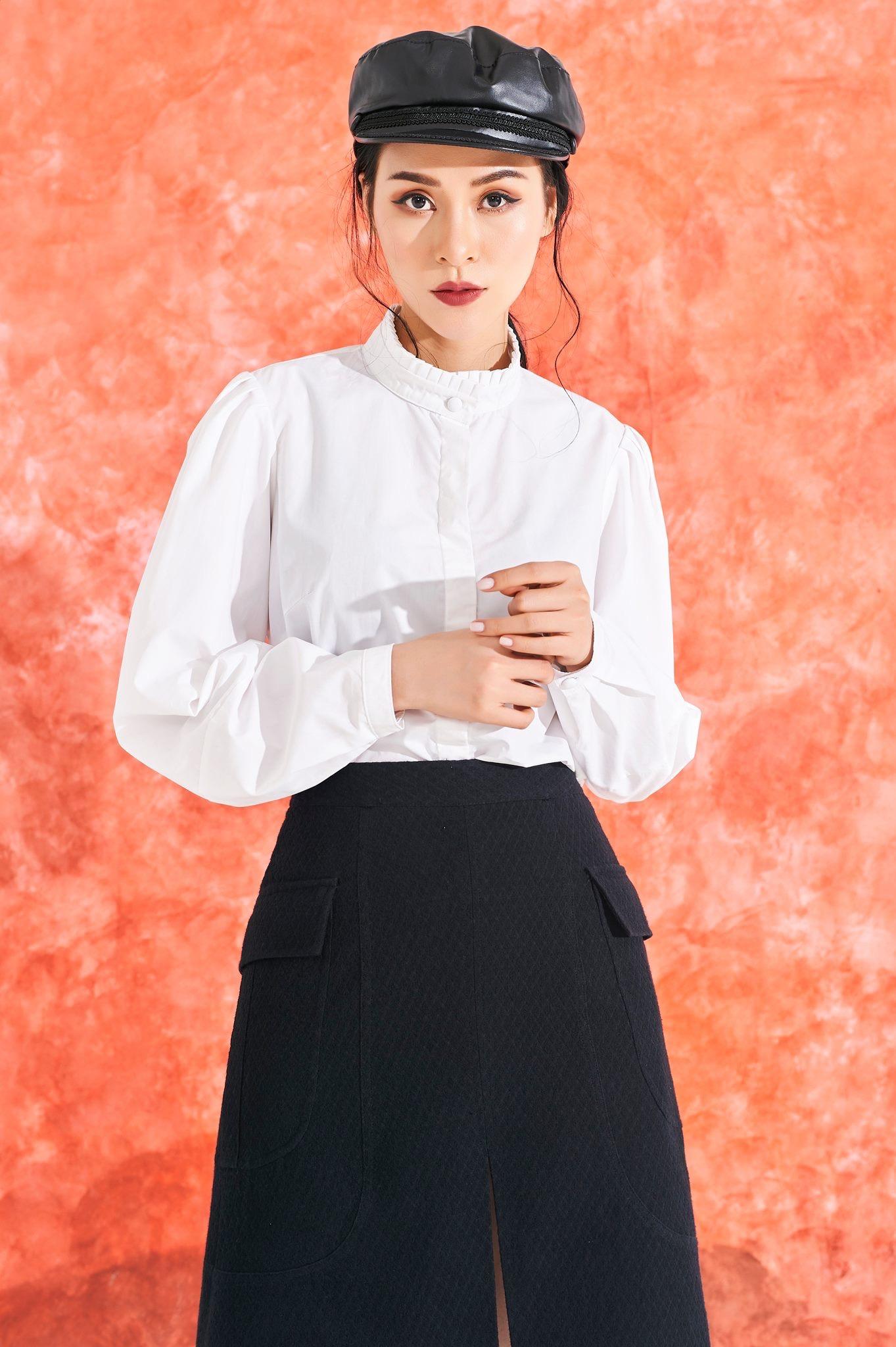 Katia White Shirt