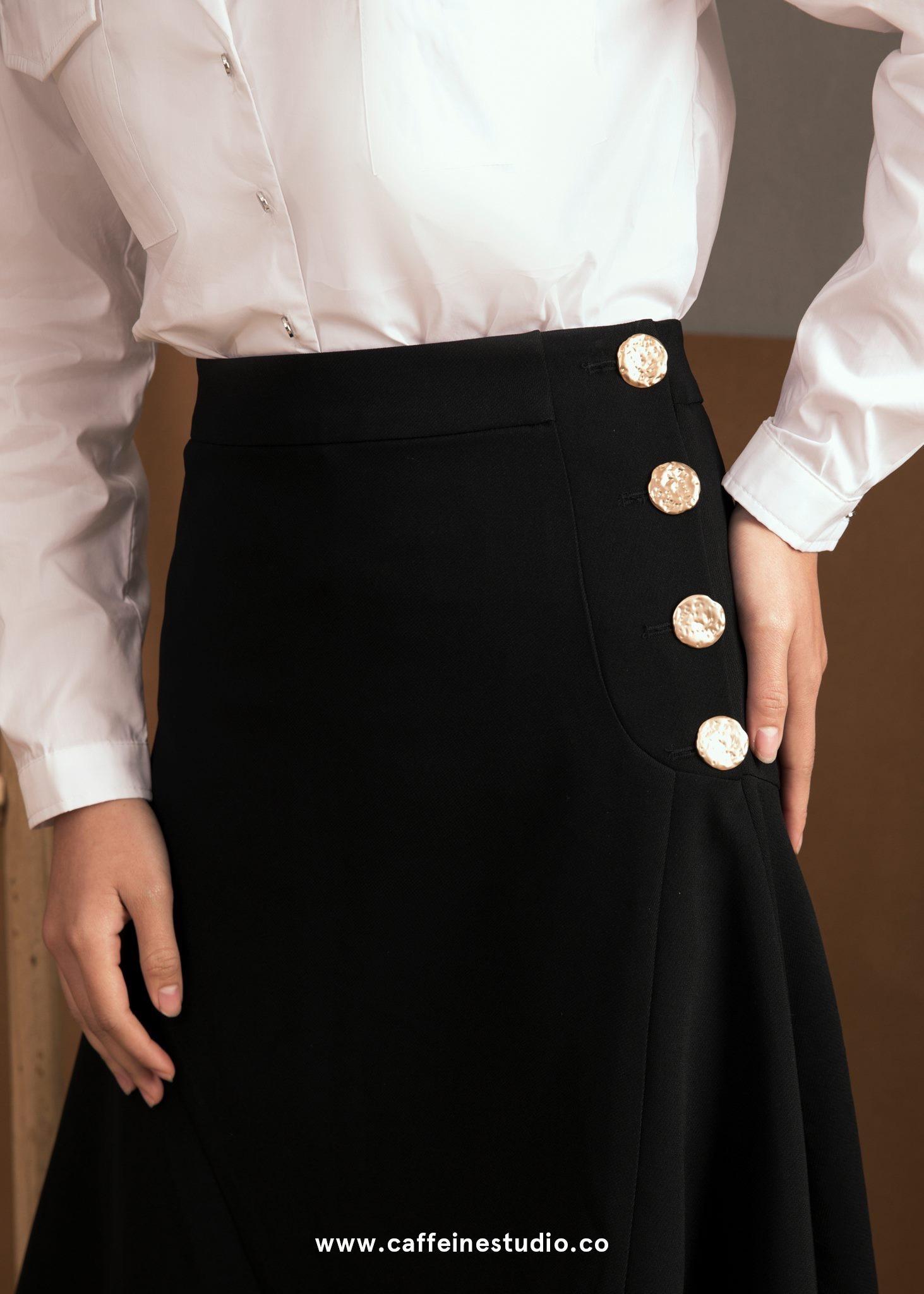 4buttons Skirt