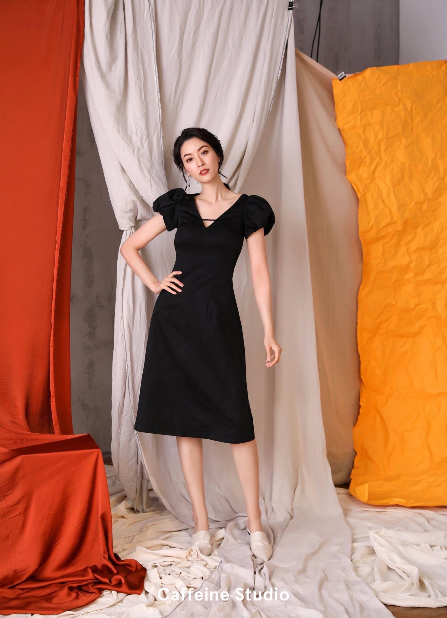 Tracy Dress White