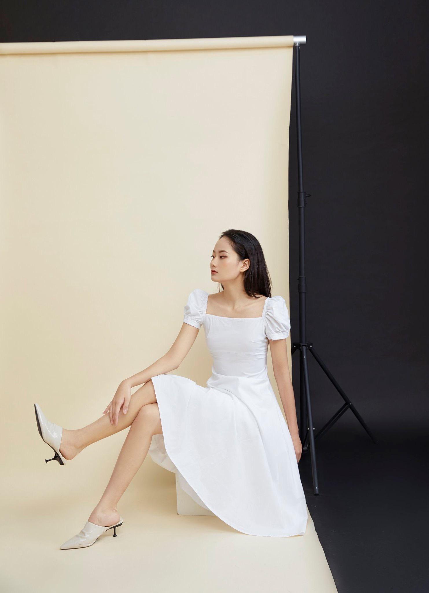 Lily kaki Dress