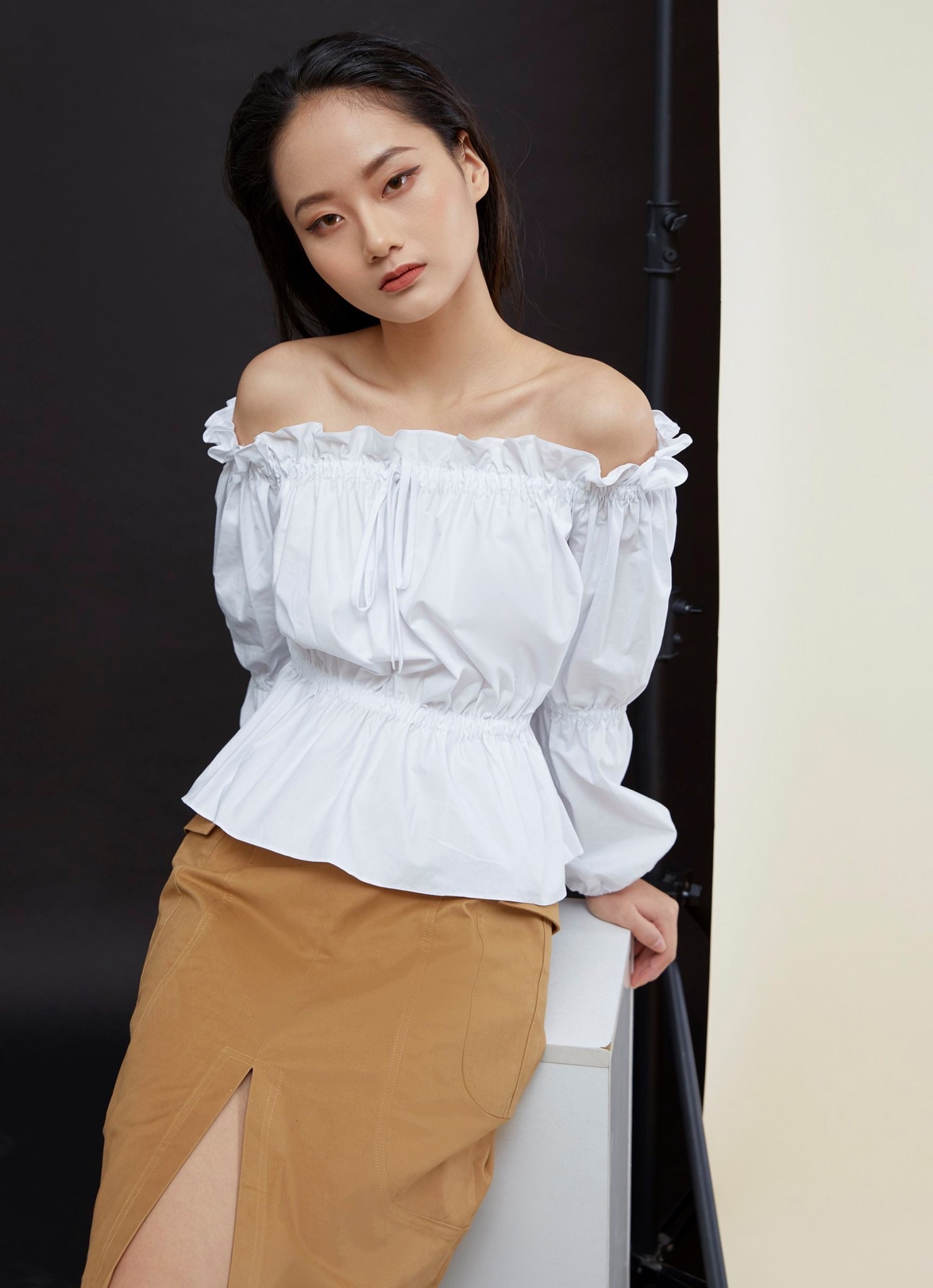 Lily Princess off the shoulder top