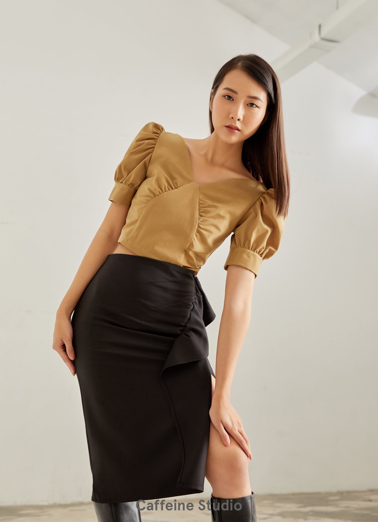 Rosie Midi Skirt