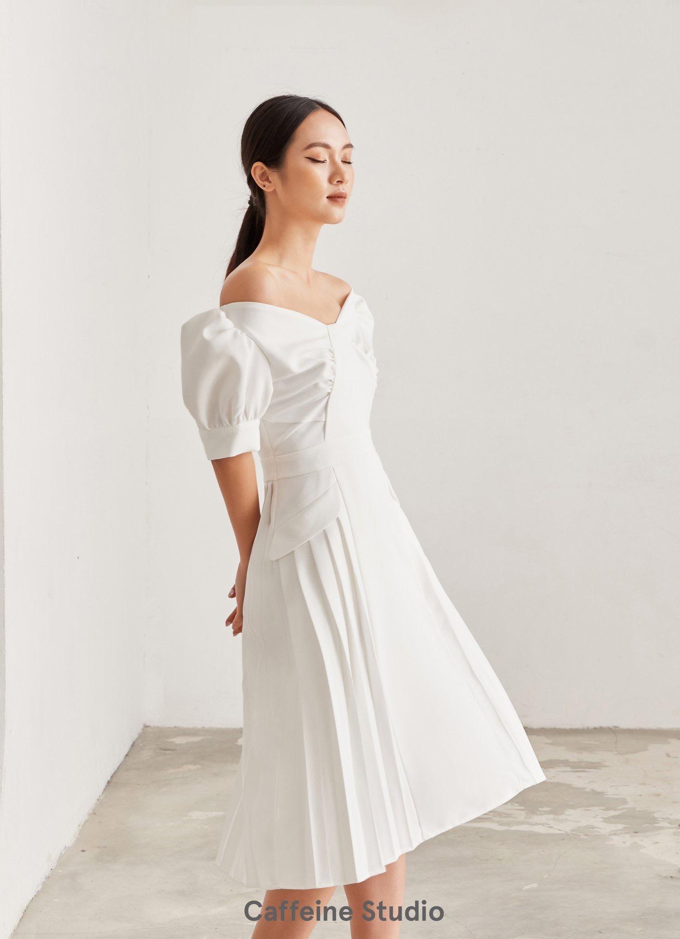 Butterfly Long dress