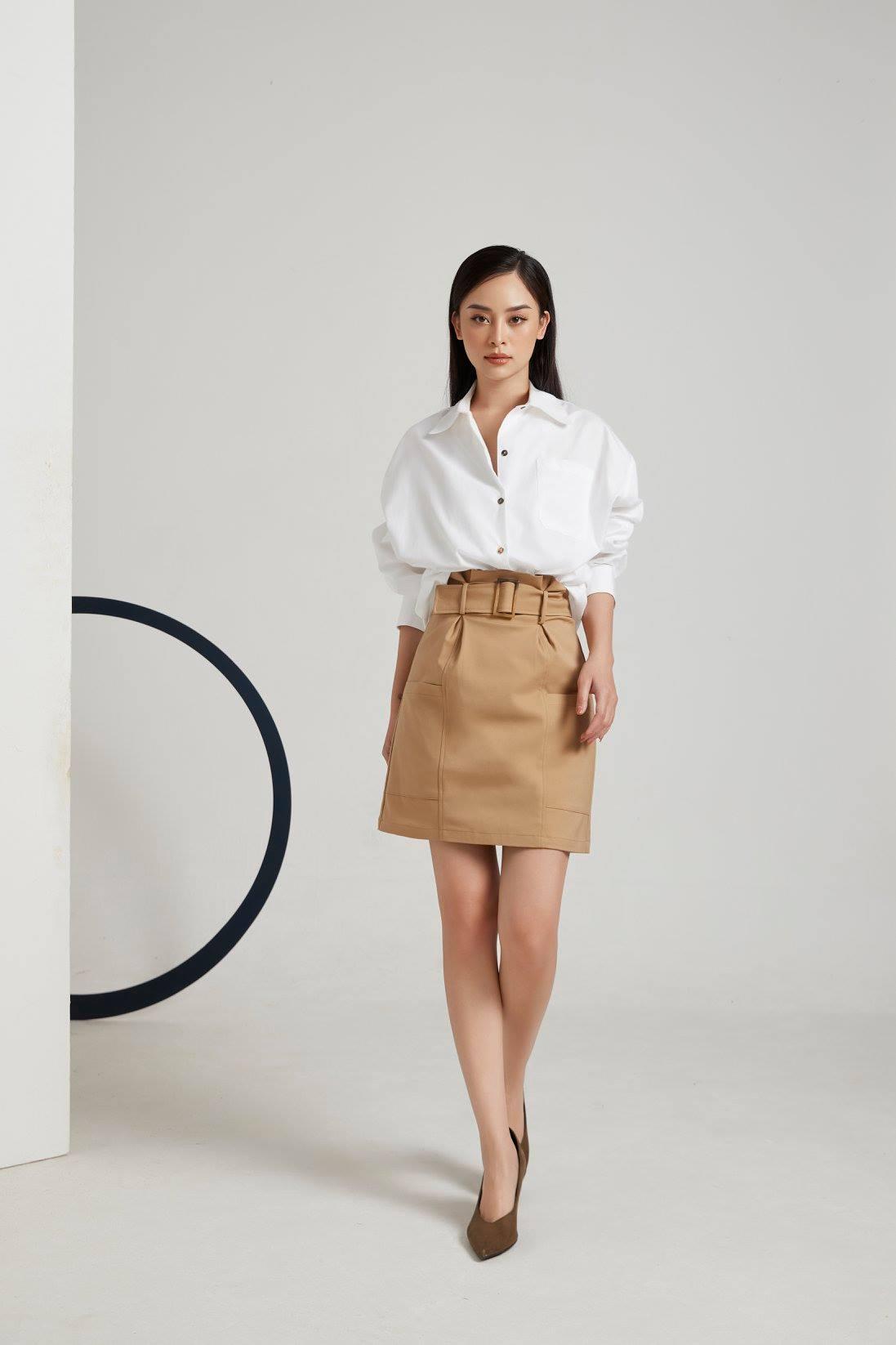 SS19 Mini Skirt