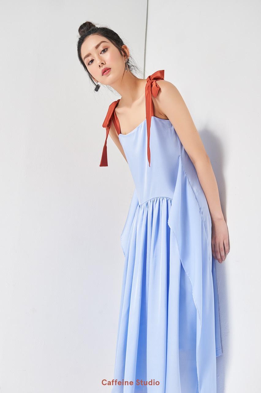 Kelly Long Dress