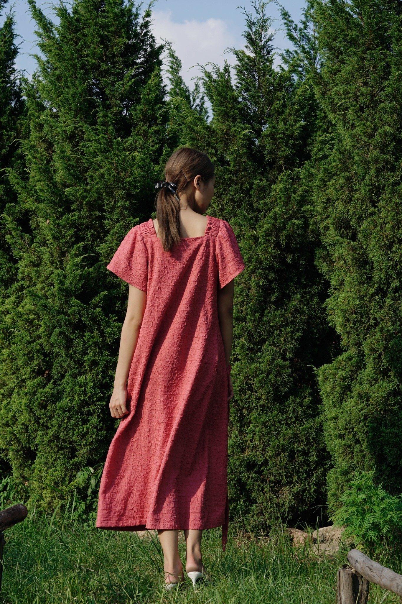 Bella dress - Pink