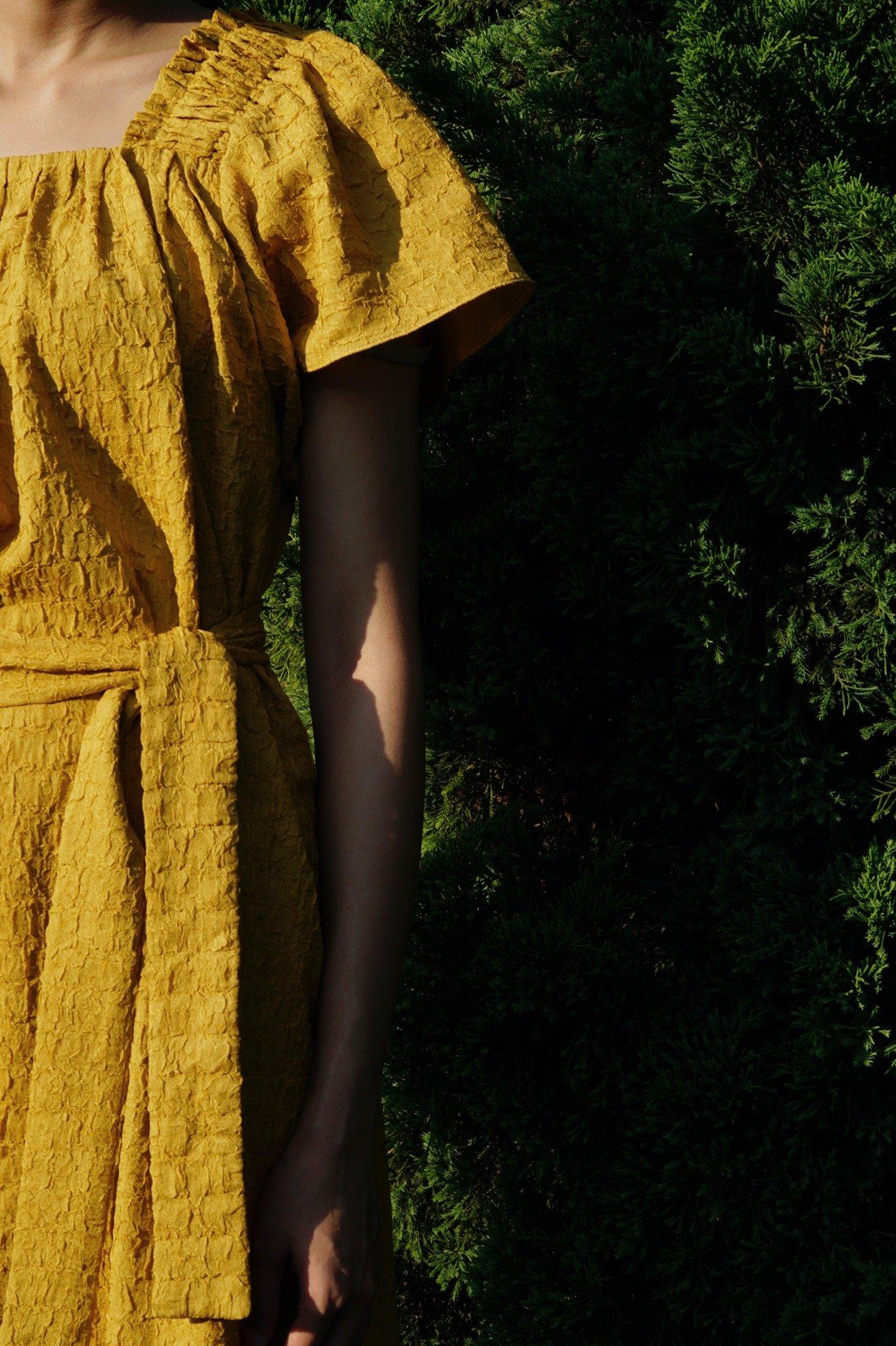 Bella dress - Yellow
