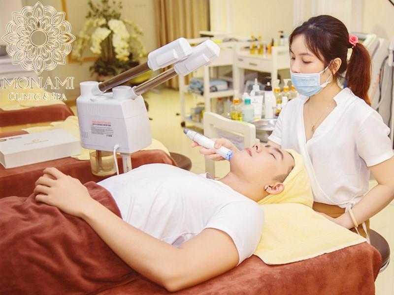 RF nâng cơ tăng sinh collagen