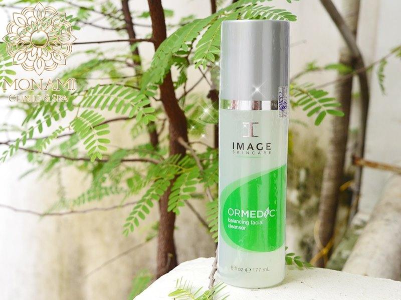 Sữa Rửa Mặt Image Ormedic Balancing Facial Cleanser 177ml - Giúp Cân Bằng Da