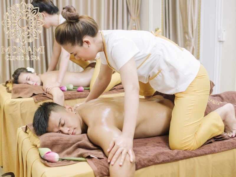 Massage body Thụy Điển