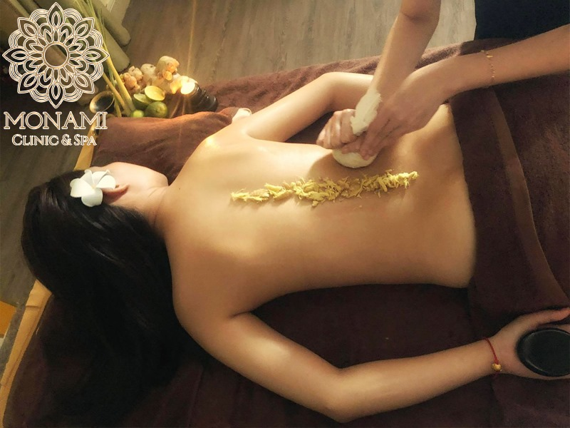 MASSAGE GỪNG - GINGER MASSAGE