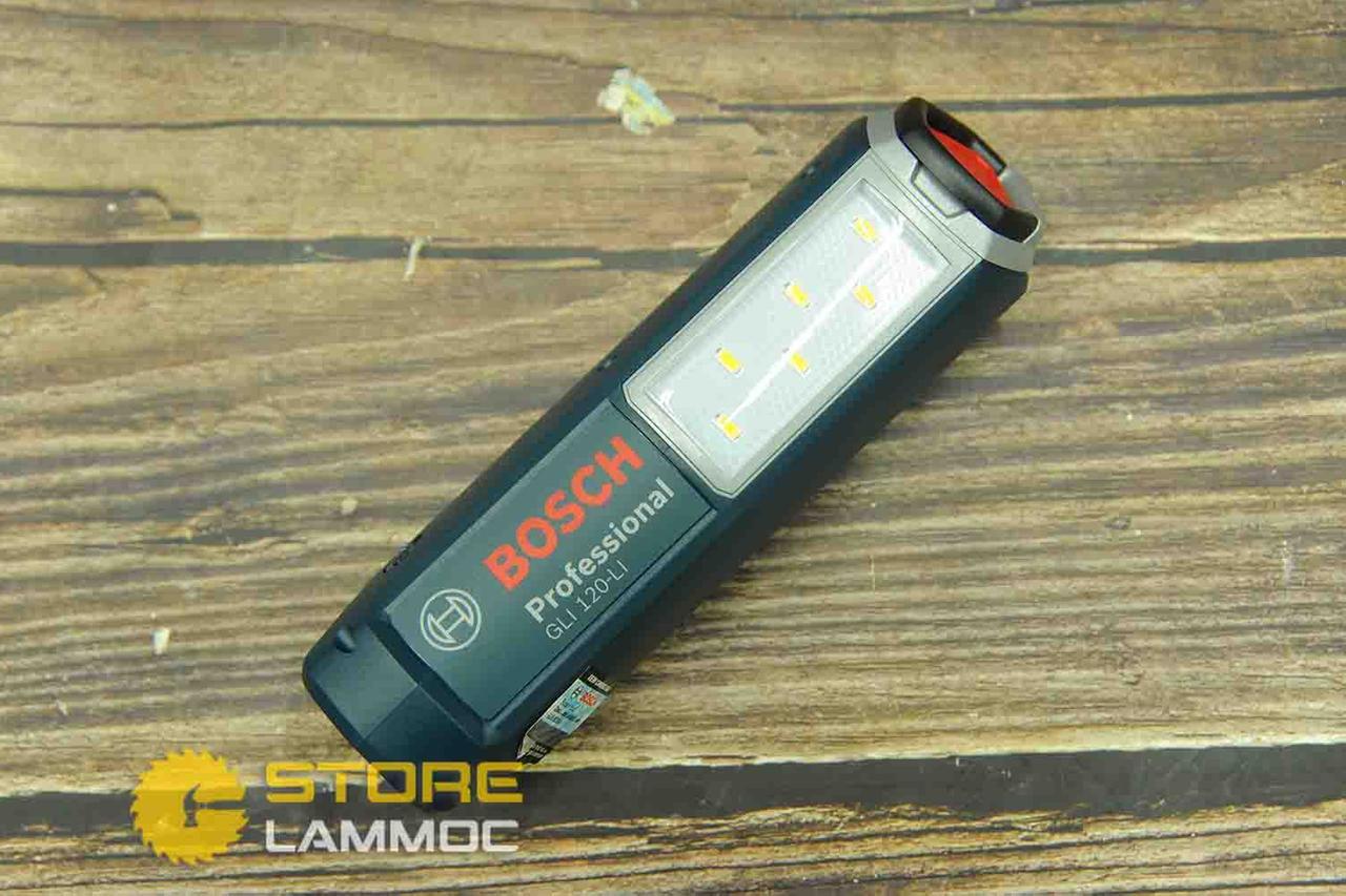 BOSCH Đèn pin GLI120-LI