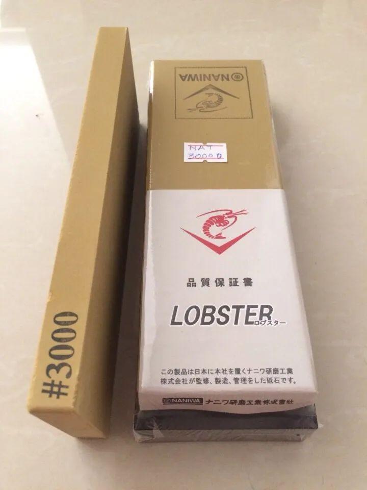 Đá mài 1 mặt Nhật độ mịn 3000 Lobster NAT-3000D