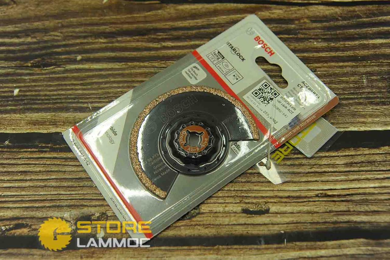BOSCH Lưỡi cắt rãnh ACZ 85 RT 85mm - 2608661642