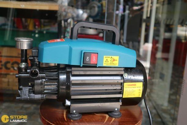 COOPER Máy xịt rửa 1500W PW15SP - Tặng kèm bình xà bông 47K