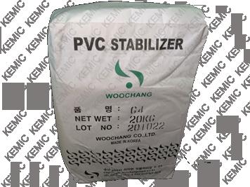 G4 - (Chất ổn định nhiệt - PVC Stabilizer)