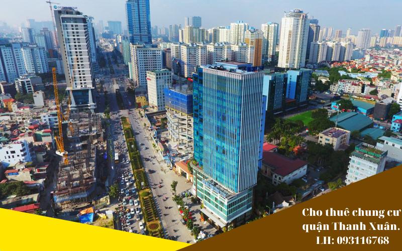 Quận Thanh Xuân thuê