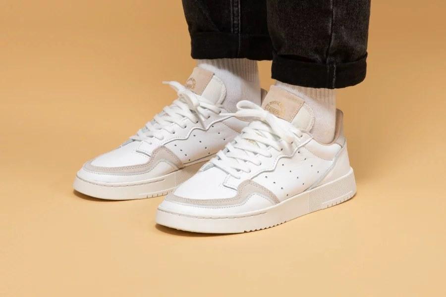 Giày thời trang nam, giày thời trang nữ Adidas Supercourt EE6034 EE8795 xách tay chính hãng