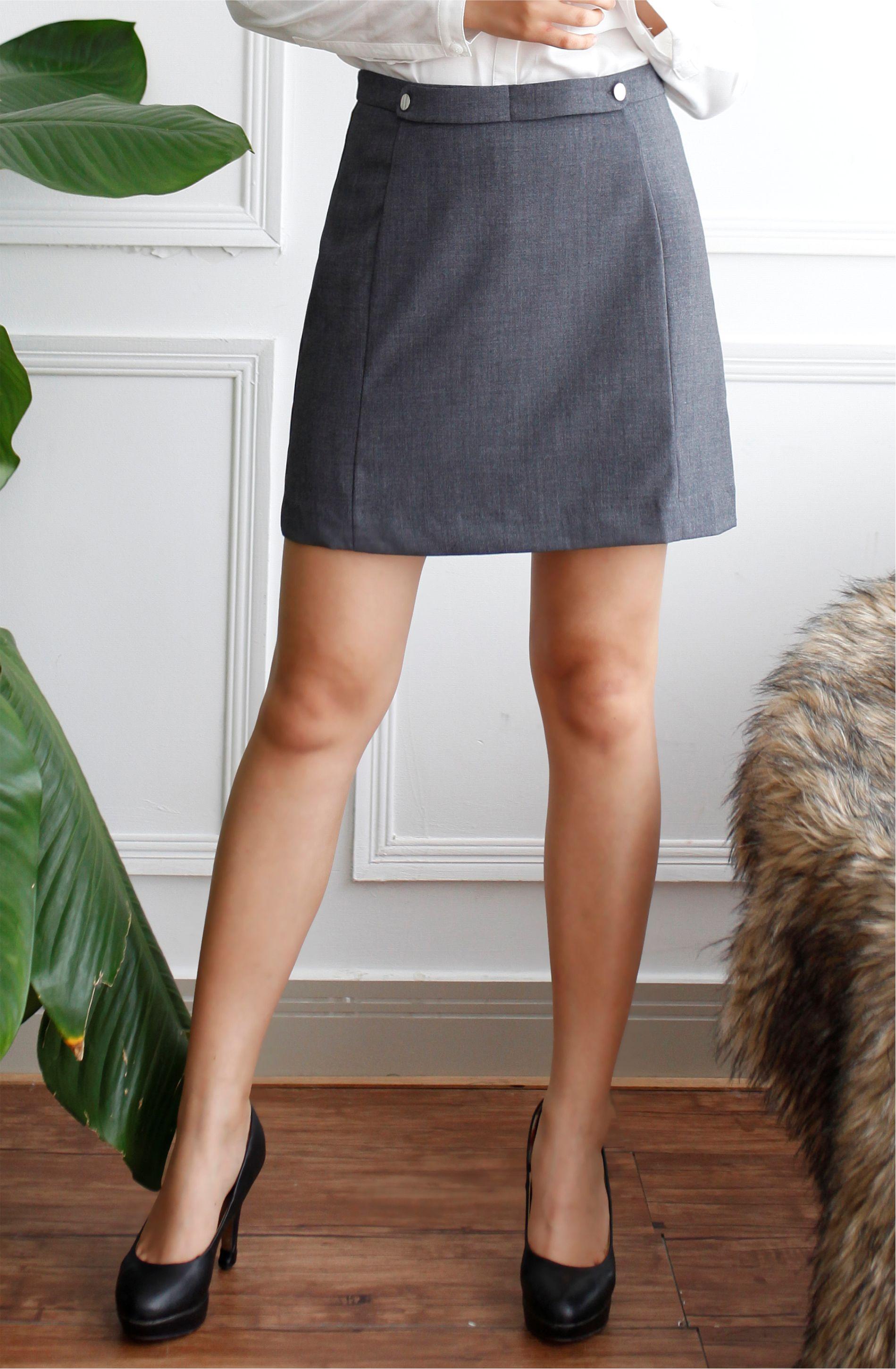 Váy Công Sở Chữ A V0010