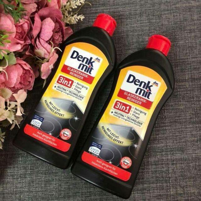 Ưu điểm của Chai vệ sinh bếp từ Denkmit 300ml