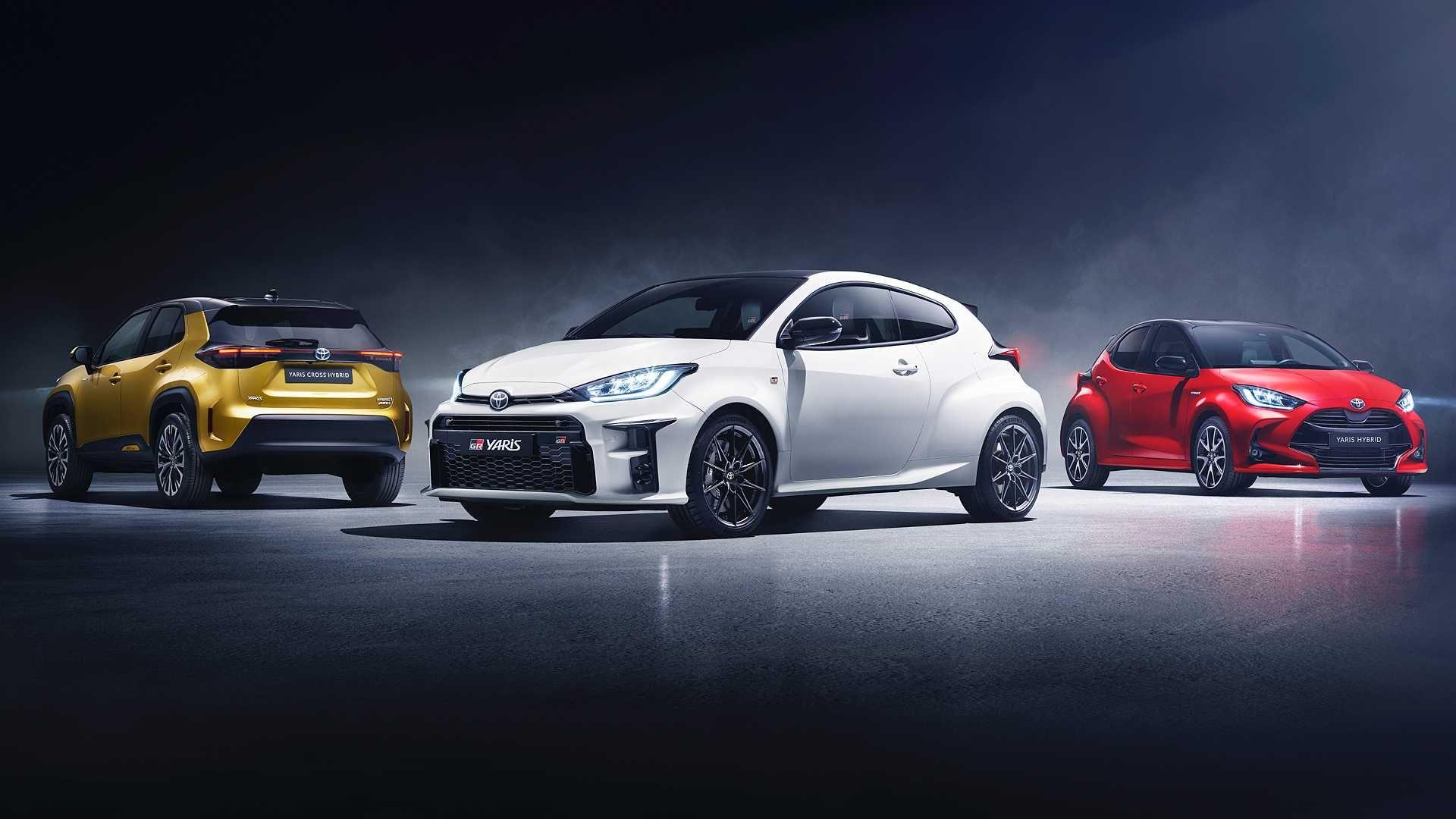 Đánh giá xe Toyota Yaris Phiên bản 2020