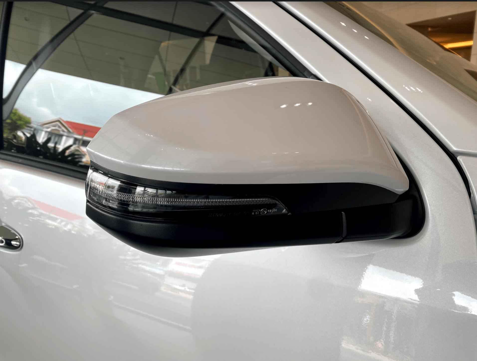 Xe Toyota Fortuner phiên bản 2020 - 2